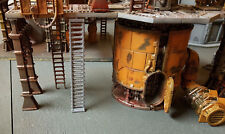 Warhammer 40k terrain - Tech ladders 3 pack - compatible with sector mechanicus