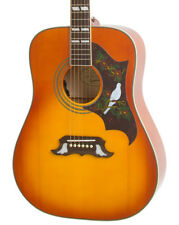 Epiphone EEDVVBNH1 Dove Pro With Fishman Sonitone Electro Acoustic Guitar