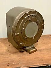 Antique Bank Safe Deposit Vault Security or Burglar Alarm Speaker