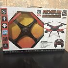 World Tech Elite Rogue Drone Quadcopter 2.4ghz New in sealed box