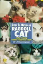 Guide to Owning a Ragdoll Cat, Nelson, Susan, Strobel, Gary, Good Condition, Boo