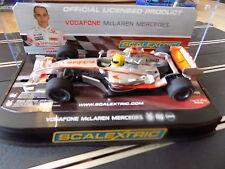 SCALEXTRIC C2865 MCLAREN MP4-21 F1 CAR NEW BOXED