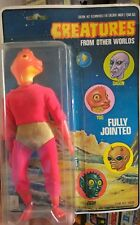 MINT AND SCARCE HIGHCONDITION TOMLAND ZOD CREATURES FROM OTHER WORLDS MEGO TYPE