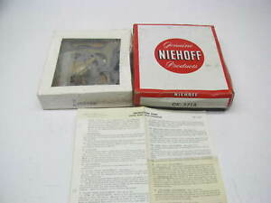 Niehoff CK-371A Carburetor Rebuild Kit For Carter 4-BBL Model WCFB