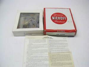 Niehoff CK-371A Carburetor Rebuild Kit For Carter 4-BBL Model WCFB