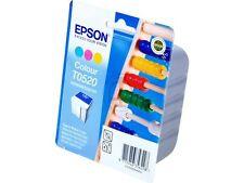 EPSON ORIGINALE Duopack 2x s020089/s020191/t052 for Stylus COLOR 440 640 670