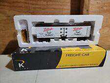 K-Line K742-8026 Libby's Woodside Reefer Car LN/Box
