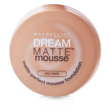 Maybelline New York Mousse Foundations