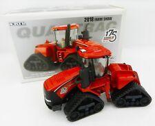 2018 FARM SHOW ED 1:64 ERTL *CASE IH* QUADTRAC Tractor 175 Years Special Ed NIB