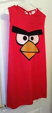 PMG Halloween Angry Birds Red Bird Costume Dress Size Large
