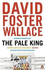 The Pale King David Foster Wallace Libro de Bolsillo 9780141046730 Nuevo