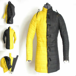 Medieval-Gambeson-thick-padded-coat-Aketon-vest-Jacket-Armor-Halloween-Gift