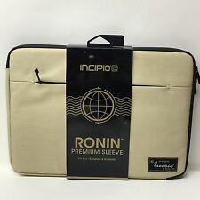 "13"" Ronin 13-Inch Laptop Case (Tan), by Incipio"
