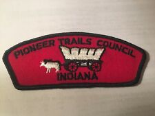MINT CSP Pioneer Trails Council Indiana T-1