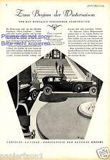 Cadillac lasalle la Salle XL publicitarias de 1929 publicidad general motors ad