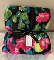 "Vera Bradley Plush Throw Blanket - 50"" x 80"" - Hilo Meadow"