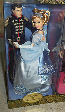 Cinderella and Prince Charming Doll Set - Disney Fairytale Designer Collection