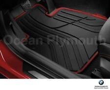 Genuine BMW All Weather / Rubber Front Floor Mats - Sport - F30/F31 51472339780