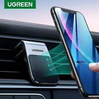 Ugreen Magnetic Car Air Vent Mount Phone Holder Fr iPhone Samsung S20 S10 iPhone