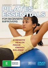 Lindsey Jackson's PILATES ESSENTIALS - MEN & WOMEN WORKOUT DVD