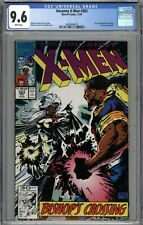 Uncanny X-Men #283 CGC 9.6 NM+ 1st Full Appearance of Bishop WHITE PAGES
