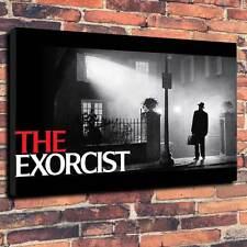 "The Exorcist Regan Printed Canvas A1.30""x20""~Deep 30mm Frame Horror Exorcism V3"