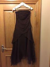 Monsoon Calf Length Asymmetric Hem Formal Dresses for Women