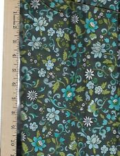 GYPSY BY CLOTHWORKS 100% COTTON FABRIC  priced by the 1/2 yard