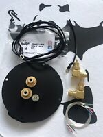 REMOVABLE RCA/PHONO & EARTH, PLATE MODIFICATION .FITS TECHNICS SL 1200 SL 1210.