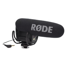 RODE VideoMic PRO Shotgun on Camera/ Mobile Phone Microphone with Rycote Lyre