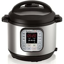 Instant Pot V3 6 Qt 7-in-1 Programmable Pressure Cooker - Gray/Black