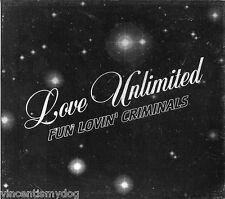 Fun Lovin Criminals - Love Unlimited (3 track CD single)
