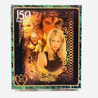 Vintage 2000 BUFFY THE VAMPIRE SLAYER 150 Piece Puzzle First Demon Devil Horn