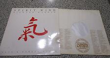 Spirit Wind Richard Warner Alto & Bamboo Flute vinyl LP LP-8067 1984 tested