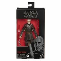 """STAR WARS THE BLACK SERIES COUNT DOOKU 6"""" INCH ACTION FIGURE"""