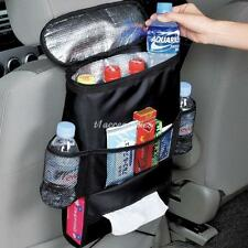 Car Seat Back Organizer Storage Bag Travel Pocket Holder Multi Auto Hanger Rear
