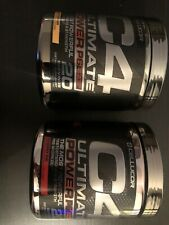 C4 Ultimate Power P6 Testosterone & Strength Pre-Workout  2 Flavors 40 Servings