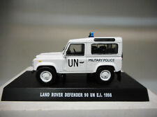 LAND ROVER DEFENDER 90 U.N. ONU EI 1998 CARABINIERI CENTAURIA 1:43