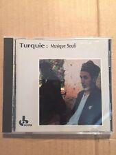 Turquie - Musique Soufi - Sufi - Ney Ocora - Radio France - Rare Turkey Turkish