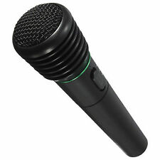 Undirectional Handheld Microphone Wired and Wireless Mic Receiver Karaoke I Q5x5