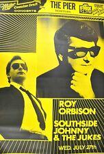 Roy Orbison / Southside Johnny, Original Concert Poster