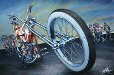 THE PIZZ PRINT-COMICS,CHOPPER,HARLEY,WCC,ED ROTH,HOTROD,OCC,COMIX,LOW BROW,TATOO