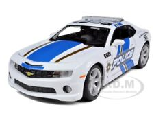 2010 CHEVROLET CAMARO RS SS POLICE 1/24 DIECAST MODEL CAR BY MAISTO 31208