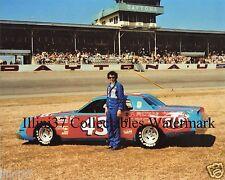 RICHARD PETTY #43 STP DAYTONA NASCAR AUTO RACING 8X10 PHOTO