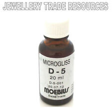 MOEBIUS huiles d'horlogerie D5 microgliss lubrifiant