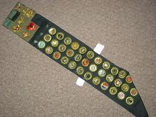Explorer Dark Green Wide Sash--35 crimpedMerit Badges, Cub & Scout Insignia  s33