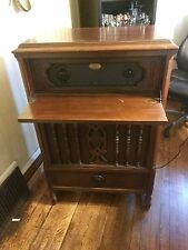 Atwater Kent  Radio Model 44 in Beautiful Pooley Cabinet