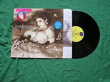 33 trs -madona -like a virgin - made in germany - 1984