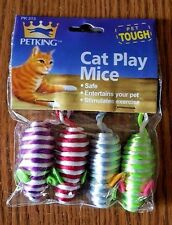 Cat Play Toy Mouse Mice Entertain Pet Cat Training Play Mice See My Other Items