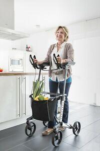 Upright Mobility Walker Upwalker lightweight rollator walker 4 wheel walking aid